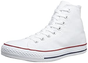 Converse AS HI CAN OPTIC. WHT M7650, Unisex-Erwachsene Sneaker, Weiß (optical white), EU 41.5 (US 8)
