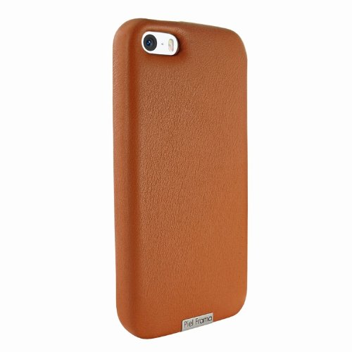 Great Sale Apple iPhone 5 / 5S Piel Frama Tan FramaGrip Leather Cover