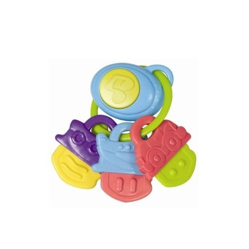 Redbox Melody Teething Keys New Version (Color May Vary)