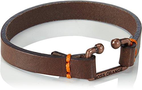 Boss Orange Morris-Cintura Uomo    Marron (dark Brown 201) Taglia unica