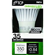 TCPRLP167W30KDTCP PAR16 Dimmable LED Floodlight Bulb-7W PAR16 LED 30K BULB