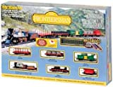 417kTZOk8ML. SL160  Bachmann Trains The Frontiersman Ready to Run N Scale Train Set