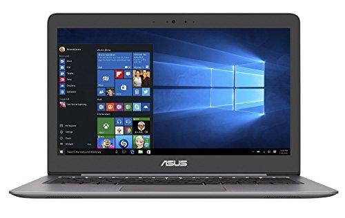 "Asus Zenbook UX310UA-GL079T Ultrabook 13.3"" FHD Gris (Intel Core i5, 8 Go de RAM, SSD 256 Go, Windows 10, Garantie 2 ans)"
