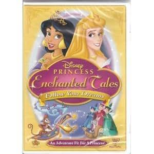 Princess Enchanted Tales-Follow Your Dreams