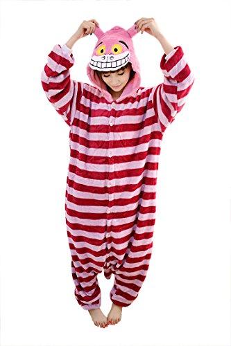 Molly Unisex Adulto Kigurumi Pigiama Cosplay Costume Animale Pigiama L Gatto