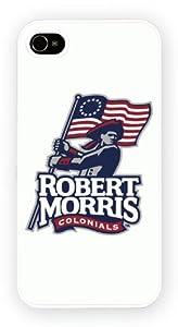 Robert Morris Colonials iPhone 4/4s Case