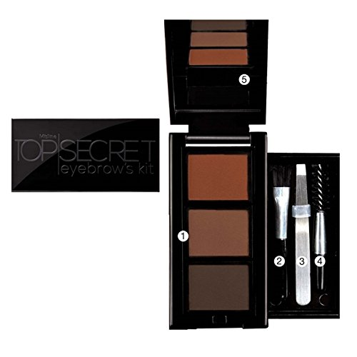 Mistine Top Secret Eyebrow's Kit (Queen Vinyl Made In Heaven compare prices)