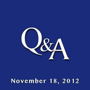 C-SPAN Q & A: Aida Donald | [Brian Lamb]