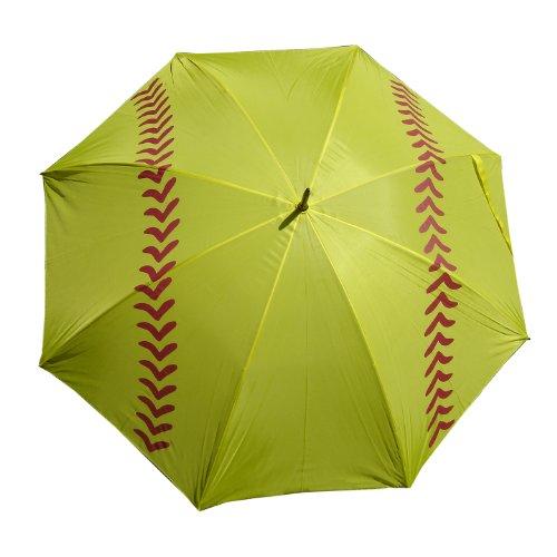 Softball Girls Fast Pitch Slow Pitch Golf Umbrella 60