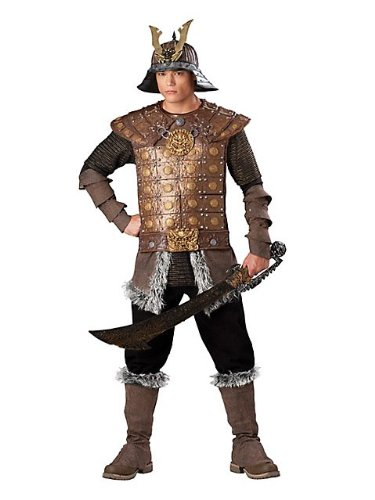 cuffs and shin guards. Pants, sword and shoes not included. (X-Large)