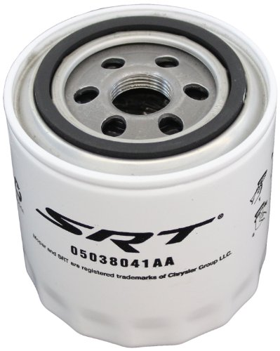 Genuine Mopar 5038041AA Oil Filter (Srt 8 Engine compare prices)