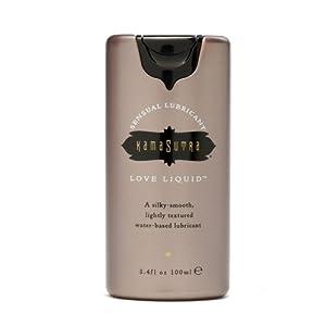 Kamasutra Love Liquid Classic Premium Lubricant, 3.4 Ounce