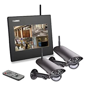 Lorex LIVE SD9 Wireless Digital Security System - LW2902