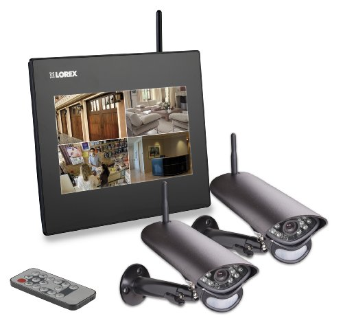 Lorex LIVE SD9 Wireless Digital Security System - LW2902