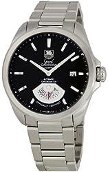 TAG Heuer Men's WAV511A.BA0900 Grand Carrera Automatic Calibre 6 RS Watch