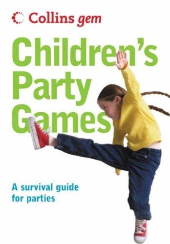 Suzanne Collins - Children's Party Games (Collins Gem)