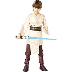 Star Wars Episode III Deluxe Child's Jedi Knight Costume,Small