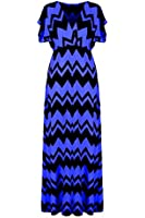 G2 Chic Women's Bohemian Summer Maxi Dress
