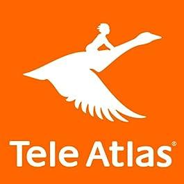 Tele Atlas CD Germania 2011 per TP FX