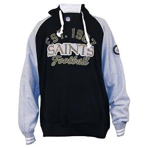 New Orleans Saints EST. Retro Hoodie by NFL