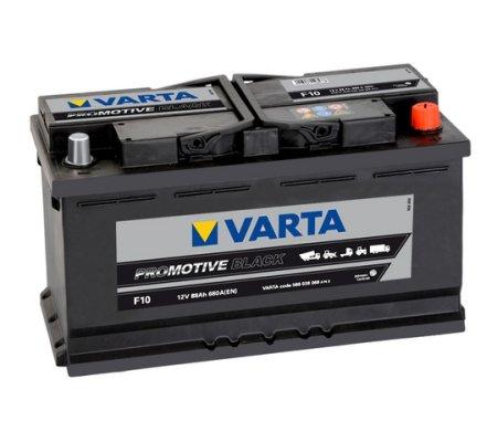 VARTA PRO-MOTIVE-BLACK AUTOBATTERIE F10 12V 88AH