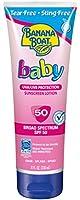 Banana Boat Spf#50 Baby Tear Free Sunblock 8oz