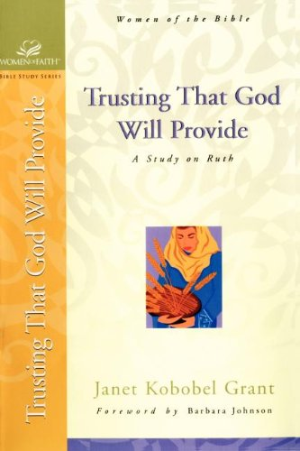Trusting That God Will Provide310248124