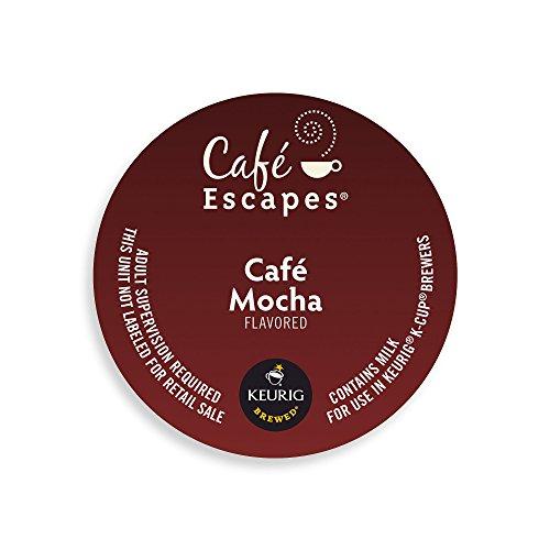 Keurig K Cups Cafe Escapes front-634959