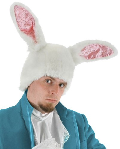 White Rabbit Hat from Alice in Wonderland