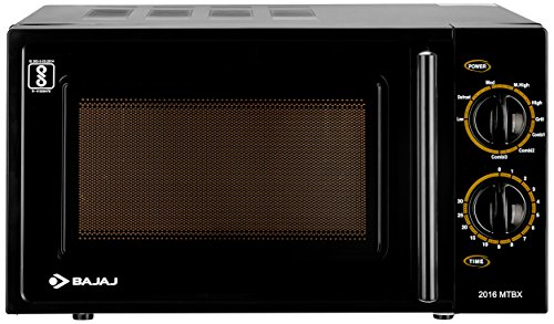 Bajaj MTBX 2016 20L Grill Microwave Oven