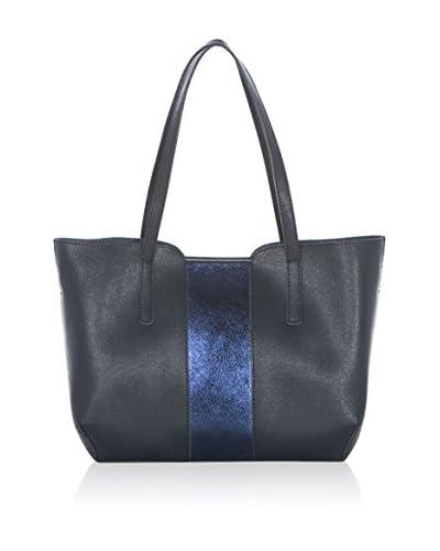 KESHIA Bolso asa al hombro Shopping Azul