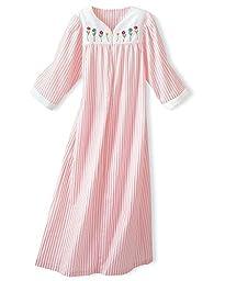 National Zip Plisse Loungers, Pink, Medium - Short