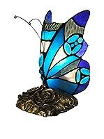Arte Dal Mondo Lámpara De Pie Farfalla
