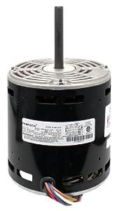 Rheem Ruud Protech 3/4 HP 120V 1075 RPM 4-Speed Furnace Blower Motor (51-25023-01)