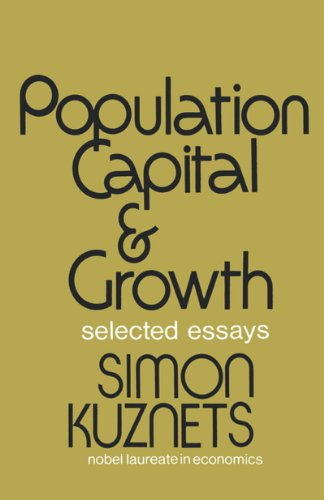 Population, Capital, and Growth: Selected Essays