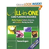 img - for All in One Care Planning Resource bySwearingen book / textbook / text book