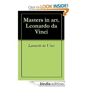 bol.com   Masters in Art. Leonardo Da Vinci ...