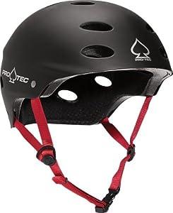 Buy Pro-Tec Ace Sxp Matte Black-XL (Cpsc) Skateboard Helmet by Pro-Tec