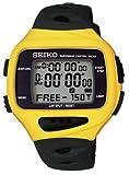 セイコー(SEIKO) スーパーランナーズ ソーラー電波 イエロー SBDG013