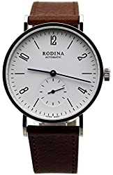 European Style Classical Rodina Men's Automatic Wrist Watch OEM By Sea-gull St17