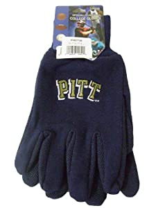 Buy McArthur Sports NCAA Sport Utility Gloves (Pittsburgh Panthers LARGE) NEW by McArthur