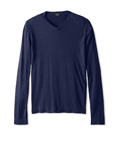 Jil Sander Men's V-Neck Sweater