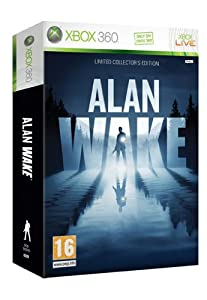 Alan Wake Limited Edition (Xbox 360)