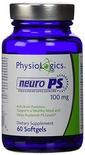 Neuro PS Phosphatidylserine 100mg 60 Softgels