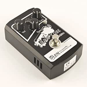 moen ul td raw tube drive overdrive distortion guitar effects pedal musical. Black Bedroom Furniture Sets. Home Design Ideas