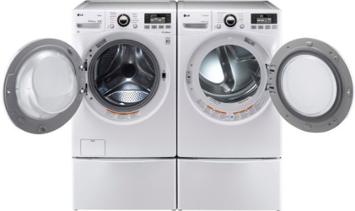 Lg Front Load Washer And Dryers front-326744