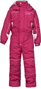 Trespass Kids Laguna Ski Suit - Geranium, 2-3 Years