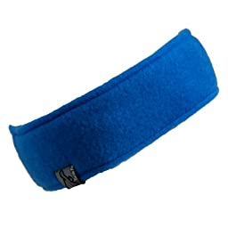 Original Turtle Fur Fleece - Turtle Band, Heavyweight Fleece Headband, Atlantic