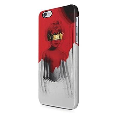 Rihanna Album ANTI Cover iPhone 6, iPhone 6S Hard Plastic Phone Case Cover