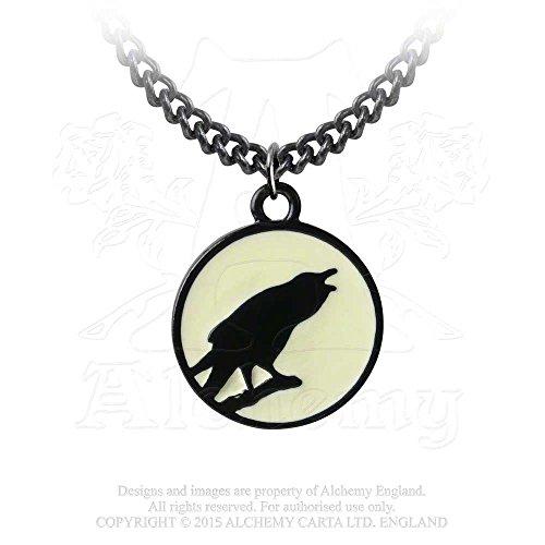 Alchemy Gothic (Metal-Wear) Caw Alla Luna Per